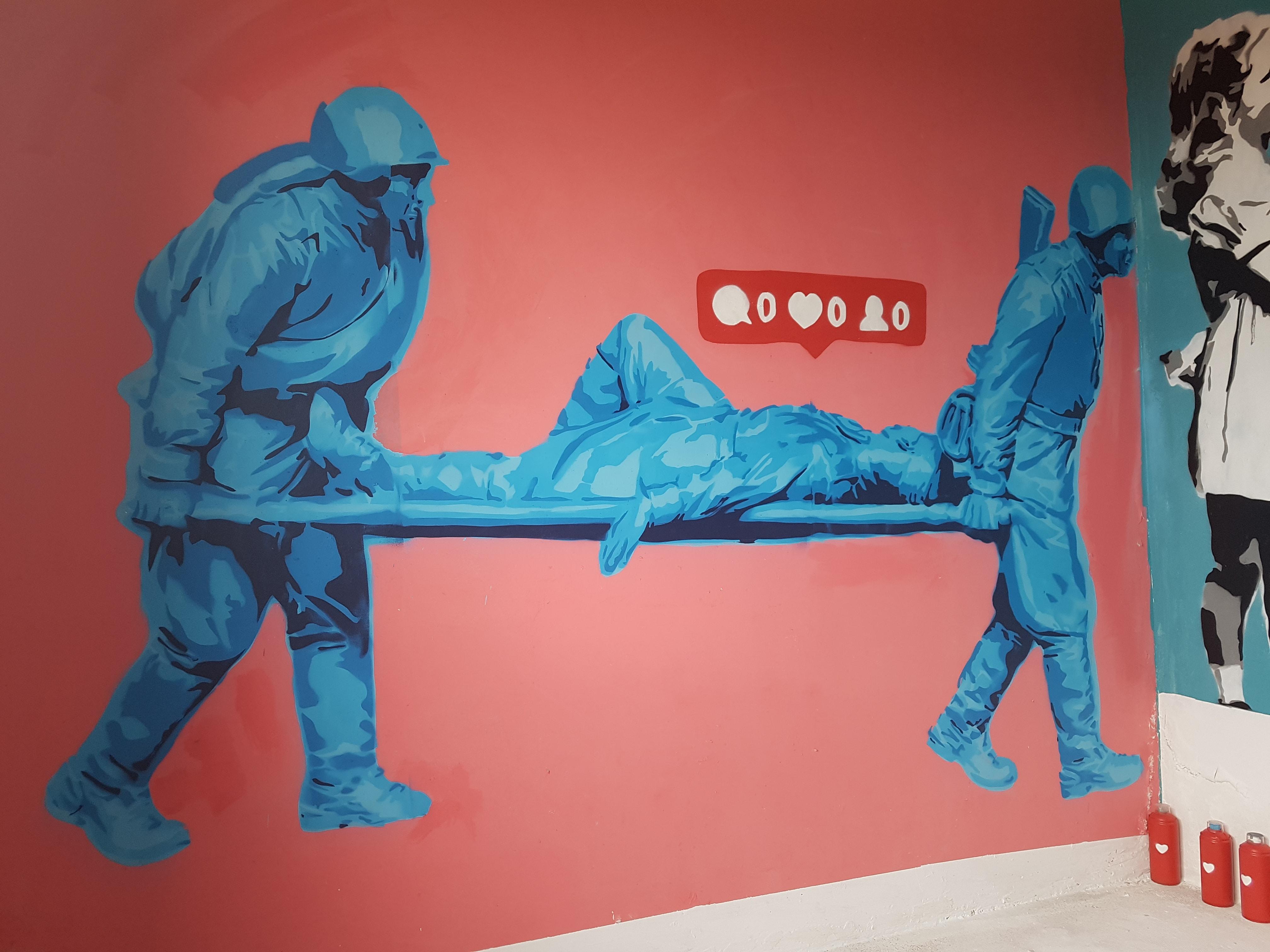 Test : faut-il visiter l'HOTEL 128 de la Street Art City ?