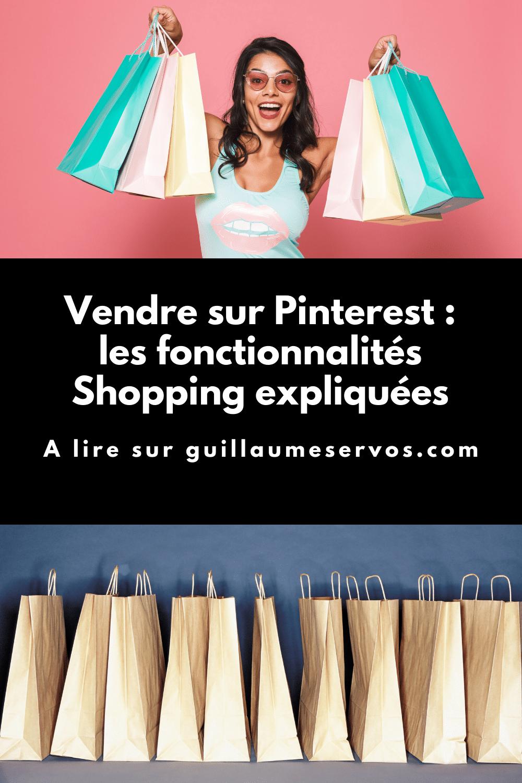 Envie d'apprendre à vendre sur Pinterest ? Liste shopping, Pinterest Lens, épingles-produits, programme de commerçants certifiés, profil shopping, catalogue...