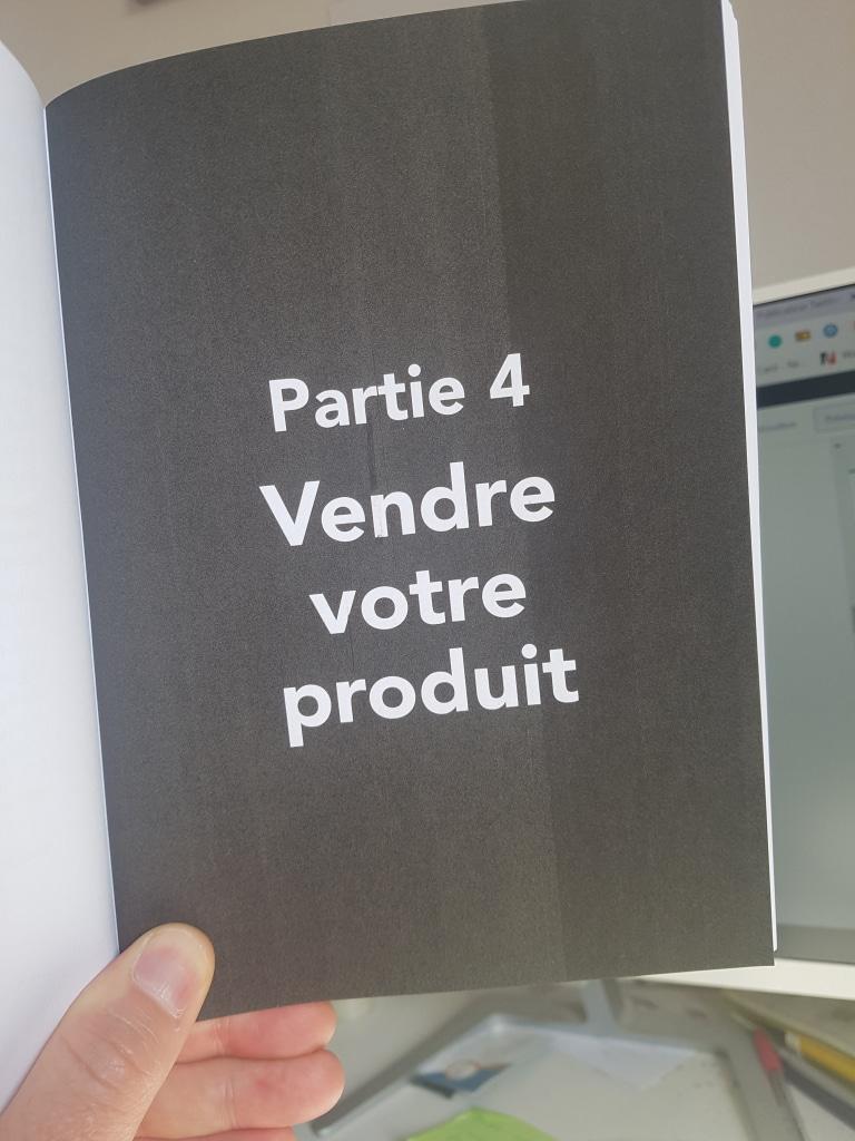 Vendre ton produit