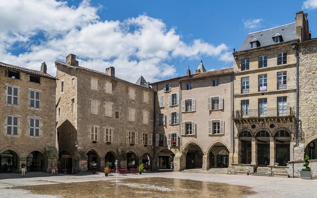 Aveyron hors des sentiers battus : Villefranche-de-Rouergue