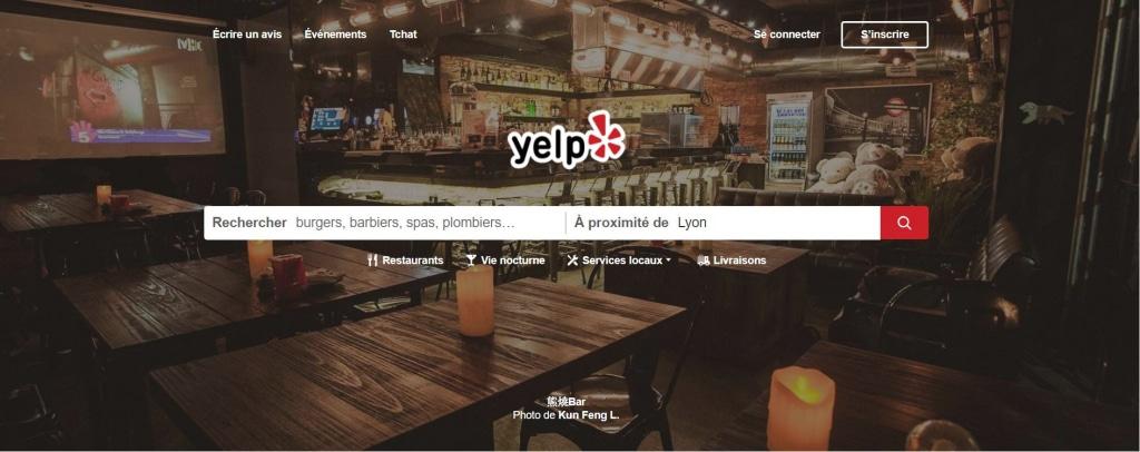 vérifier les informations de Yelp pour bien promouvoir votre entreprise locale