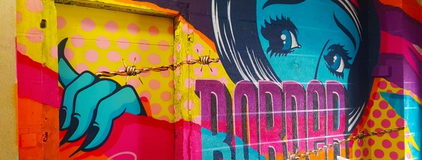 Tu aimes le street art ? Tu es de Lyon ? Ne manque surtout pas la deuxième édition de Zoo Art Show. Au menu : Agrume, Aero, Kalouf, Chanoir...