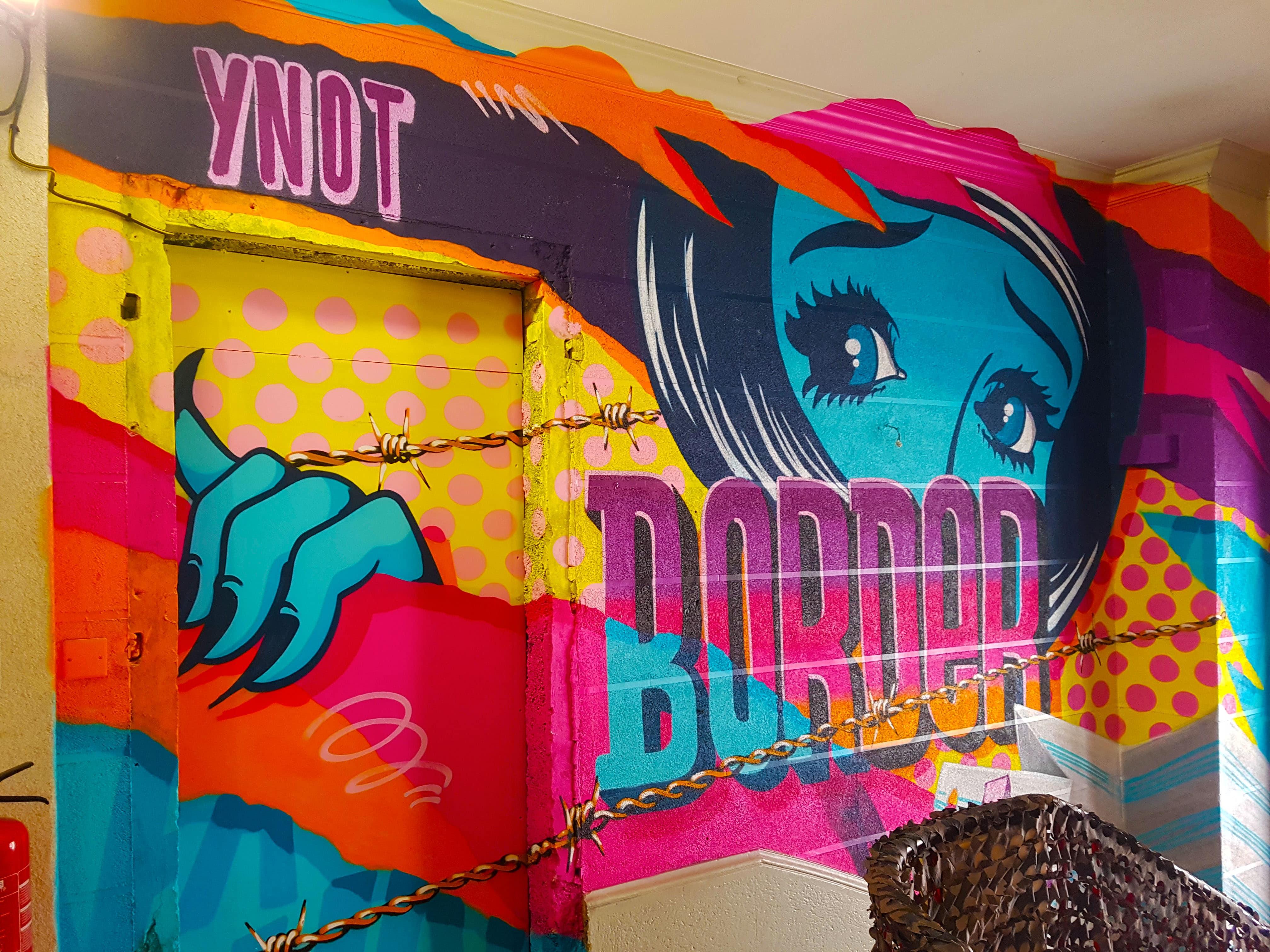 Zoo Art Show 2 : ma balade street art