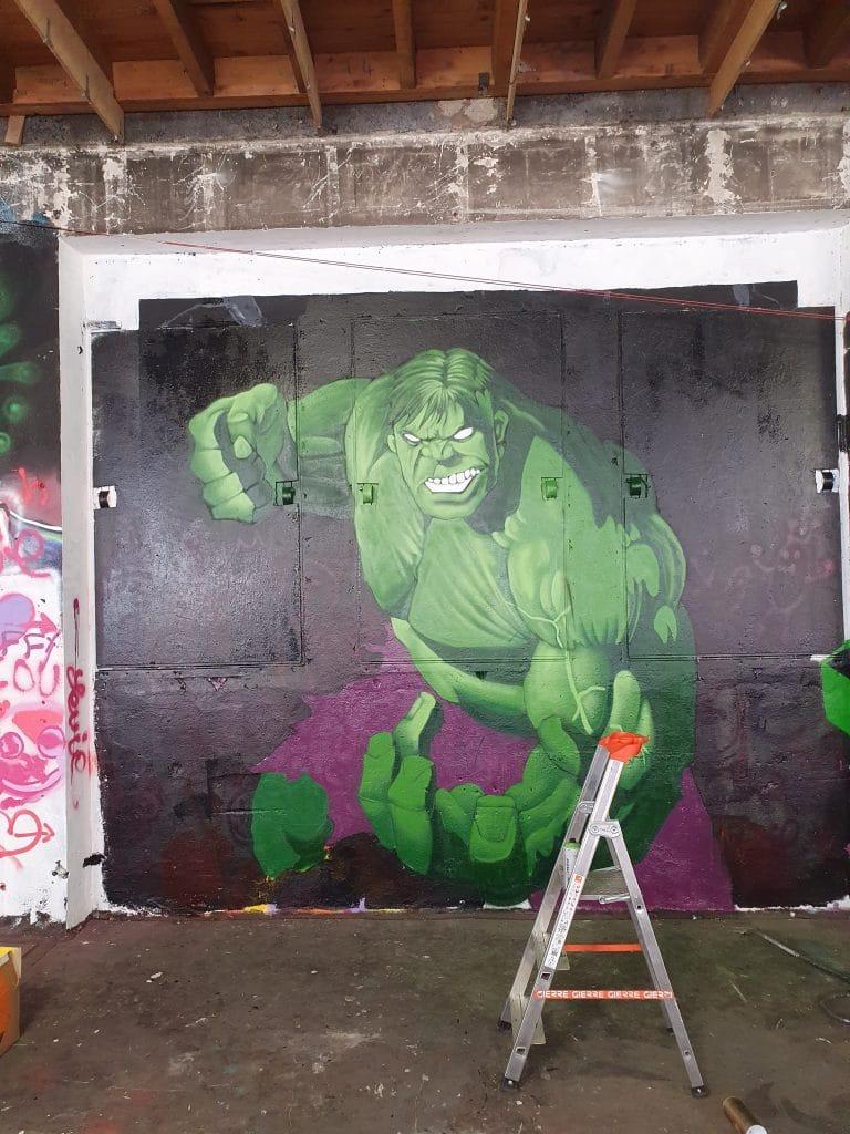 Zoo Art Show : 20 espaces entièrement consacrée au street art et à la culture urbaine