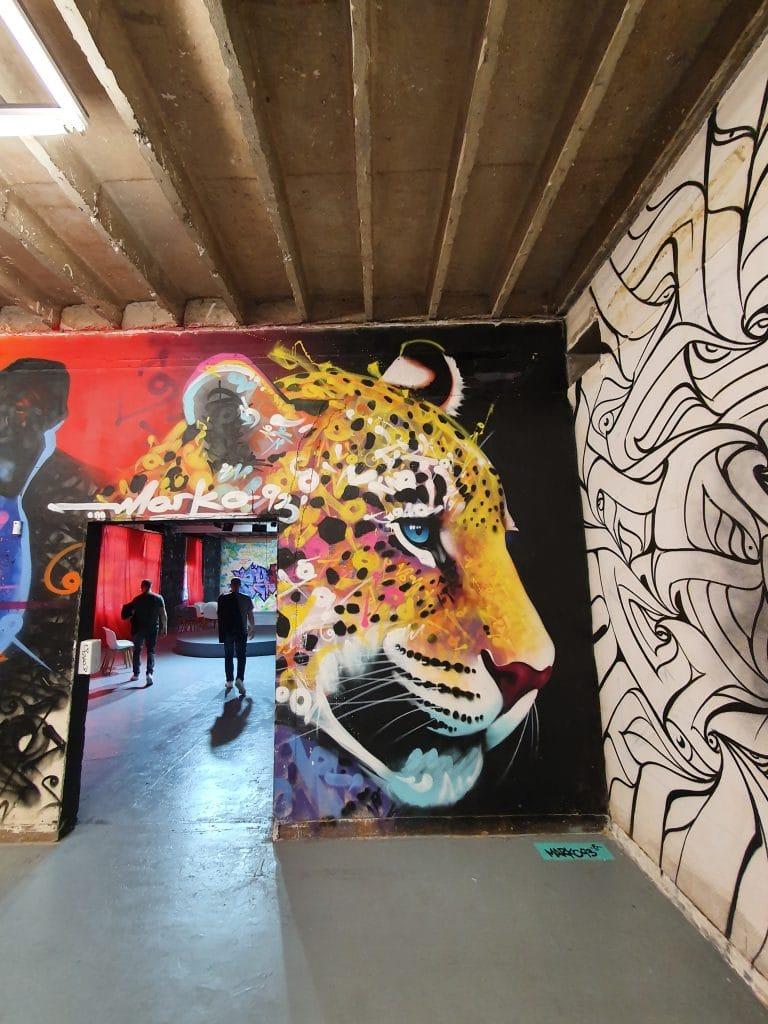 Marko 93, street art Lyon