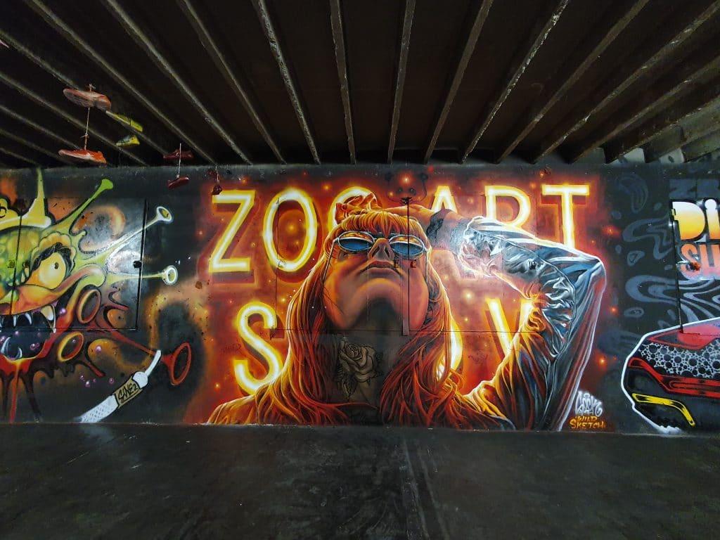 Les portraits du Zoo Art Show XXL, Lyon (France)