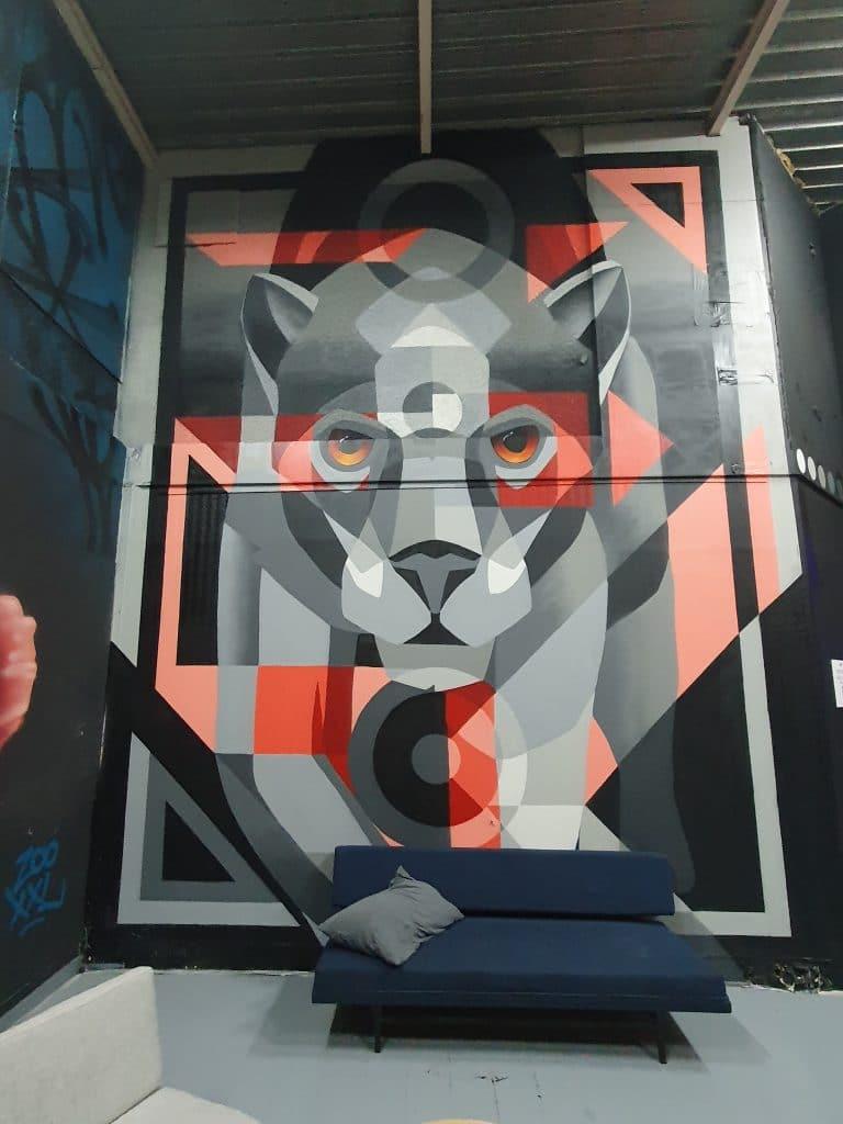 Kat&Action, street art Lyon