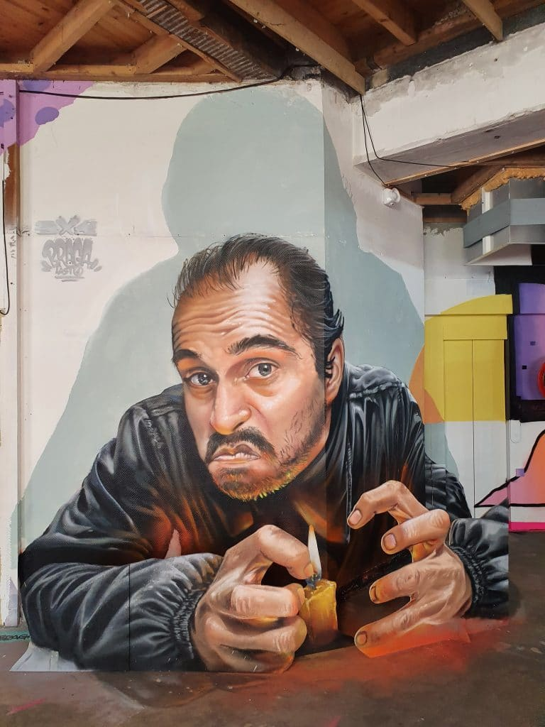 Ynot, street art Lyon
